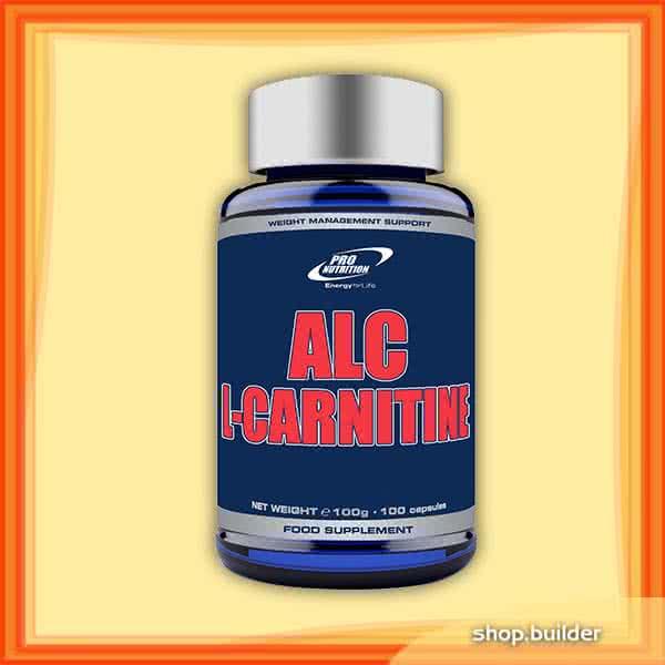 Pro Nutrition ALC L-Carnitine 100 caps