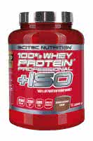 Scitec Nutrition 100% Whey Protein Professional +ISO (2,28 kg)
